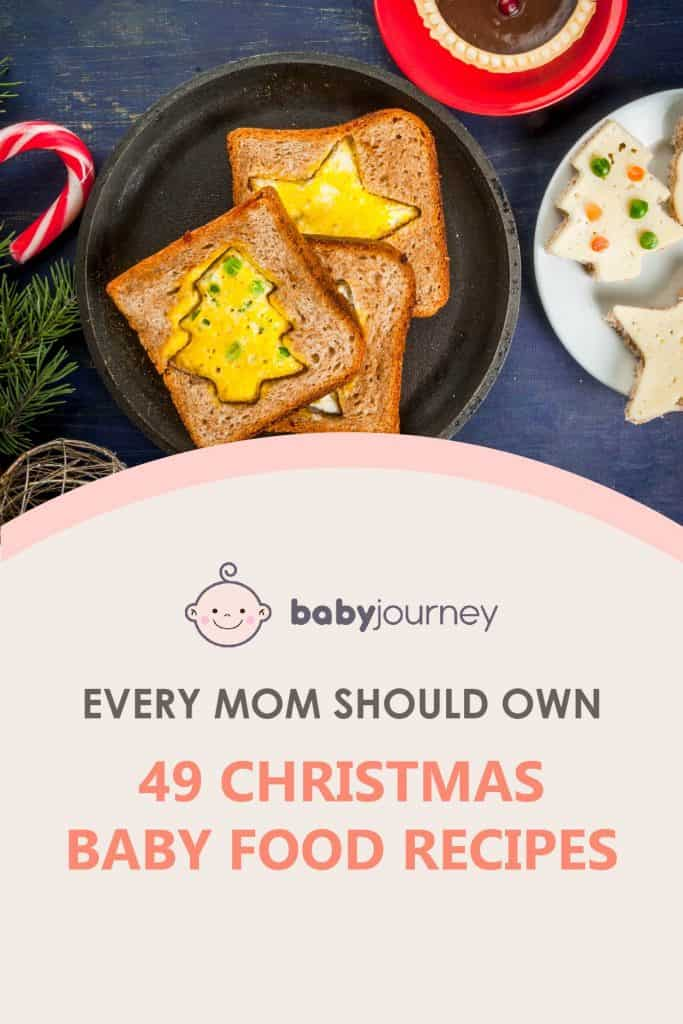 49 Christmas Baby Food Recipes Every Mom Should Own | Baby Journey