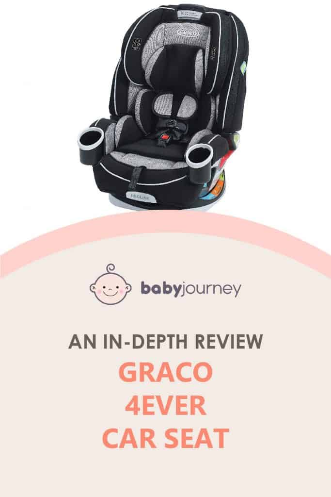 Graco 4ever Car Seat Review    Baby Journey Blog