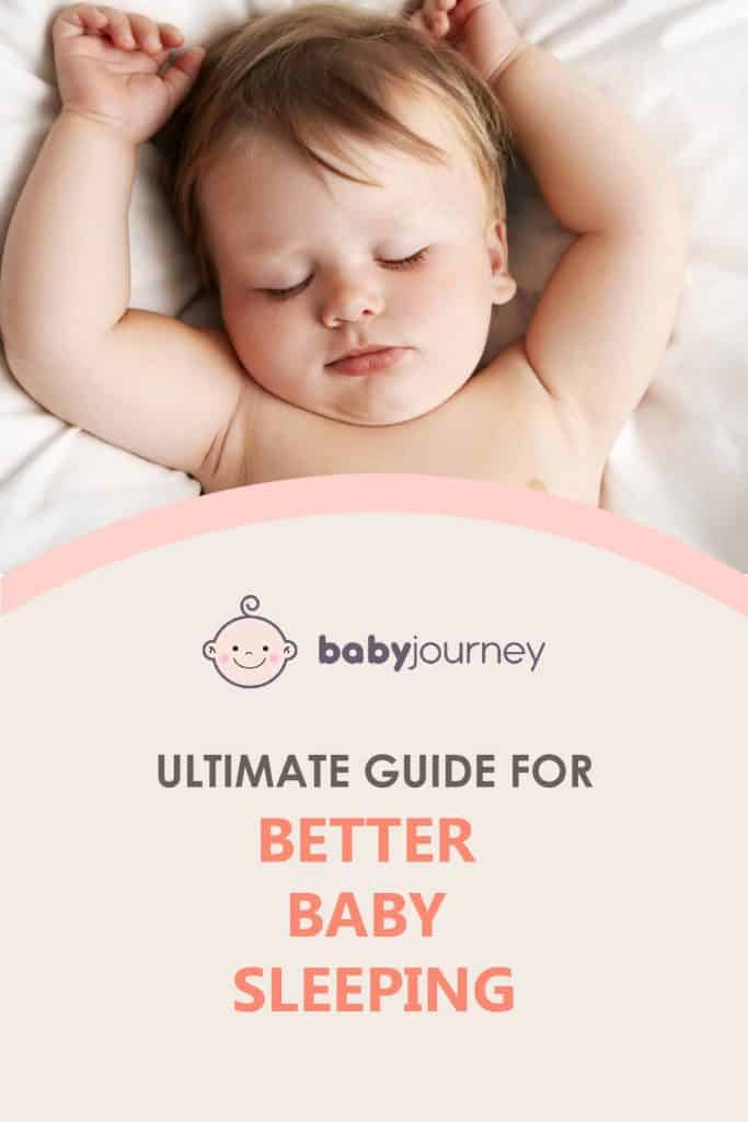 Ultimate Guide for Better Baby Sleeping   Baby Journey