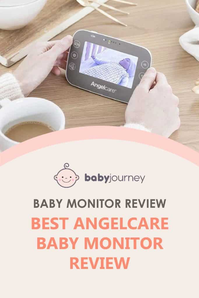 Angelcare Baby Monitor Review | Baby Journey