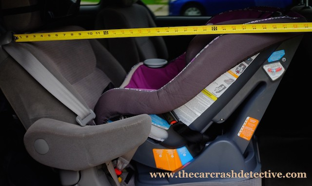 The Standard Size of Convertible Car Seats