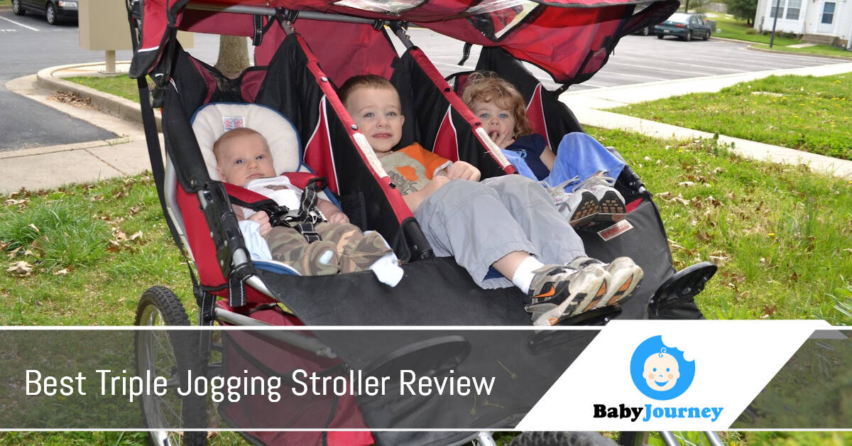 Best Triple Jogging Stroller Review