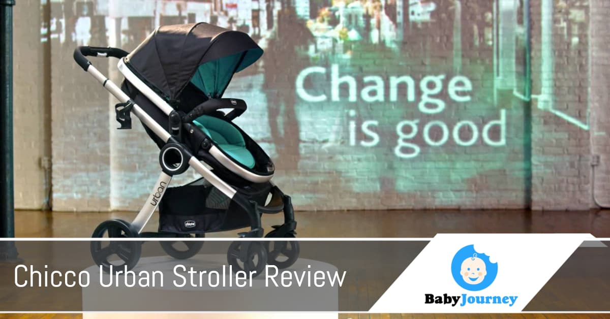 Chicco Urban Stroller Review