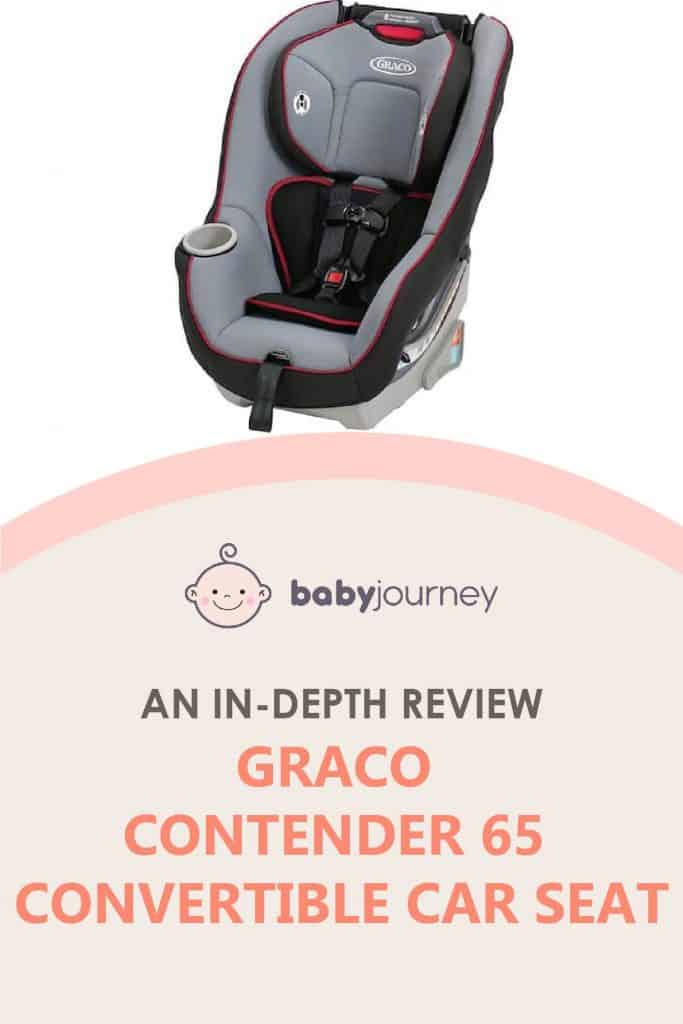 Graco Contender 65 Convertible Car Seat Review