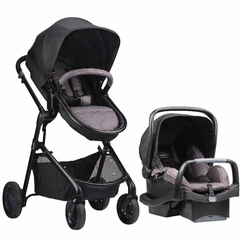 Travel systems improve the versatility of car seats by allowing you to transition from a car seat to a stroller, and vice versa.