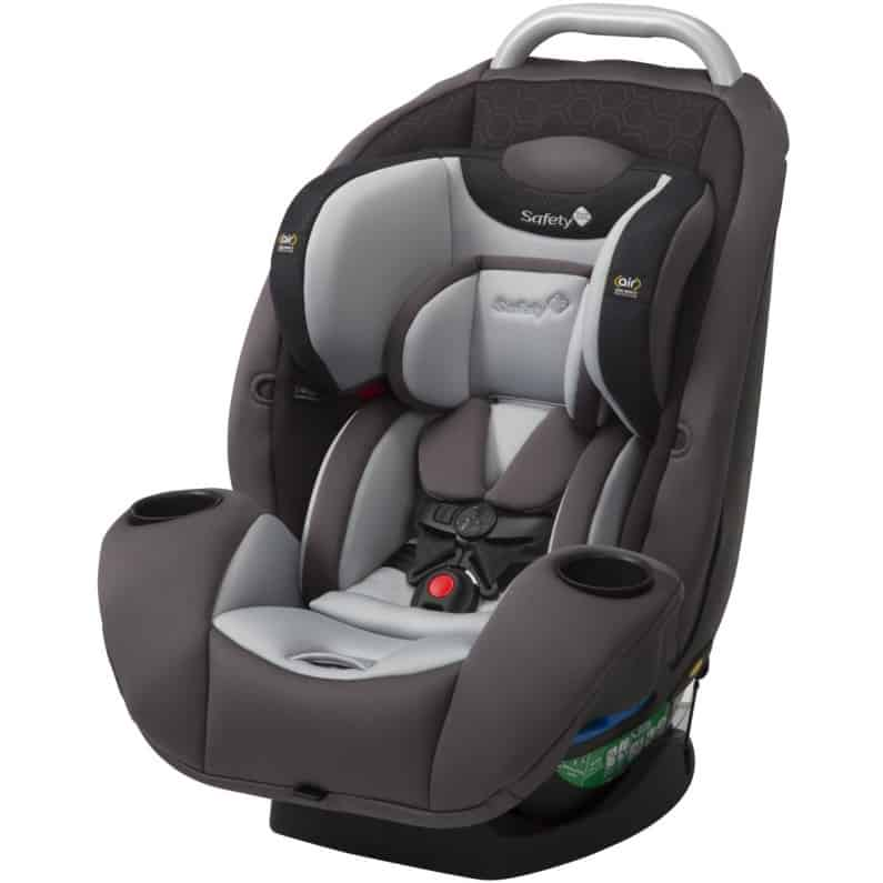 This Safety 1st car seat was designed with utmost safety in mind.