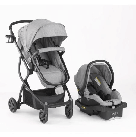 The Urbini Omini Plus Special Edition Travel System.- Best Bassinet Strollers | Baby Journey