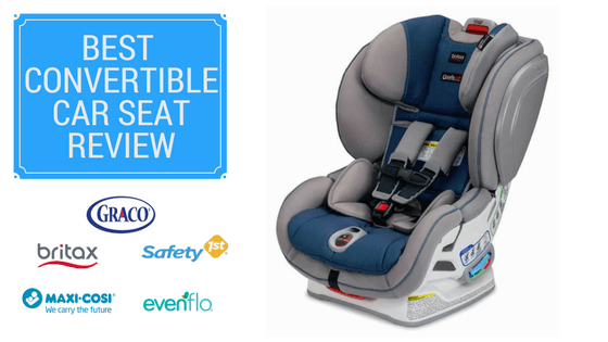 BEST CONVERTIBLE CAR SEAT REVIEW