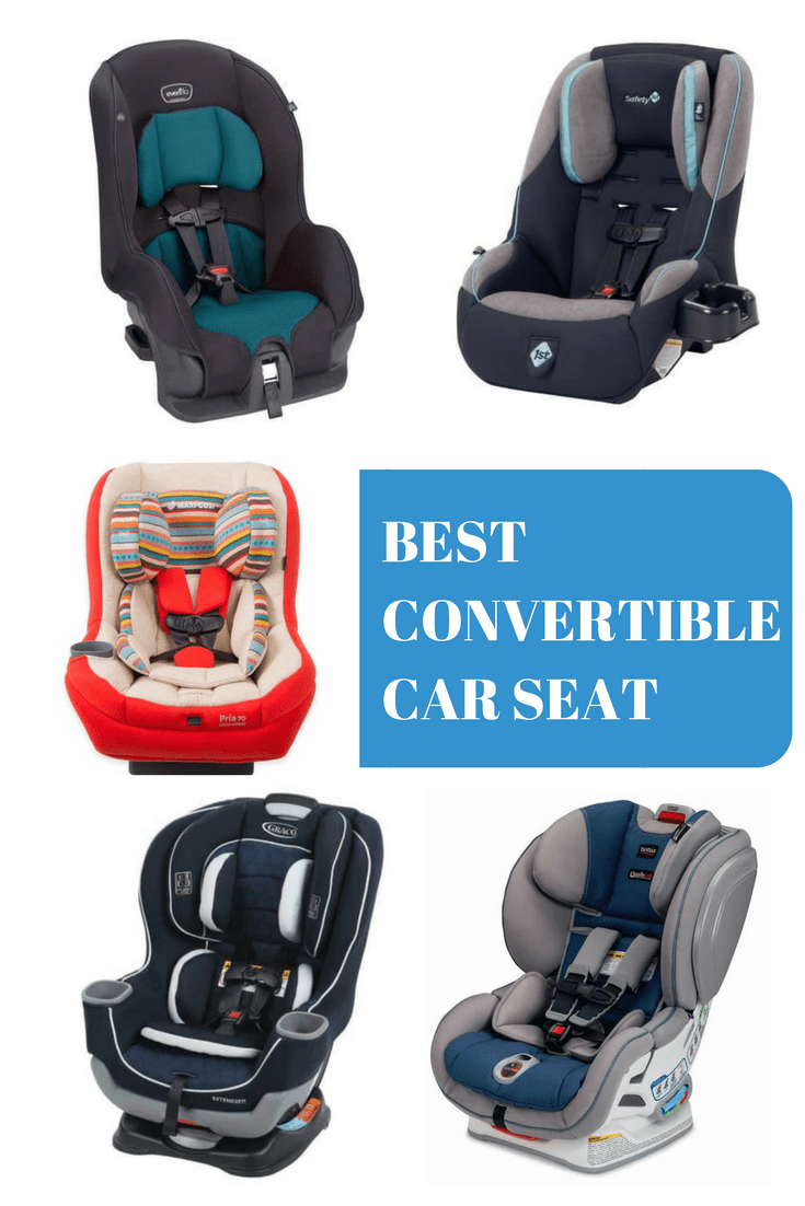 Best Convertible Car Seat - reviewed by Baby Journey