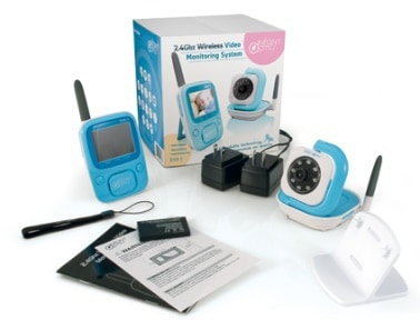 Infant Optics DXR-5. - Best Video Baby Monitor Review | Baby Journey