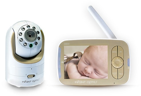 Infant Optics DXR-8. -Best Video Baby Monitor Review | Baby Journey
