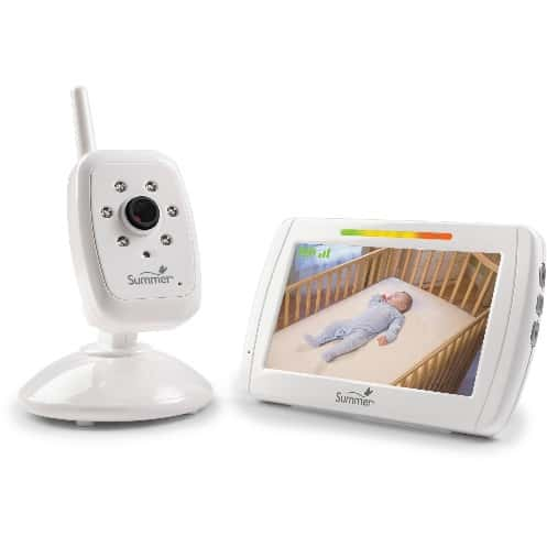 Summer Infant In View Digital Colour Video Baby Monitor