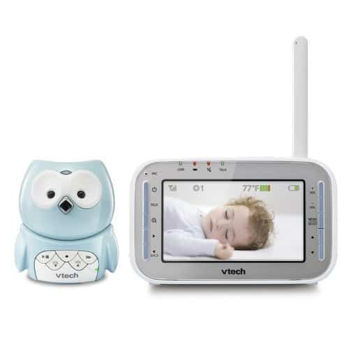 VTech VM345 Owl Video Baby Monitor. - Best Video Baby Monitor Review | Baby Journey