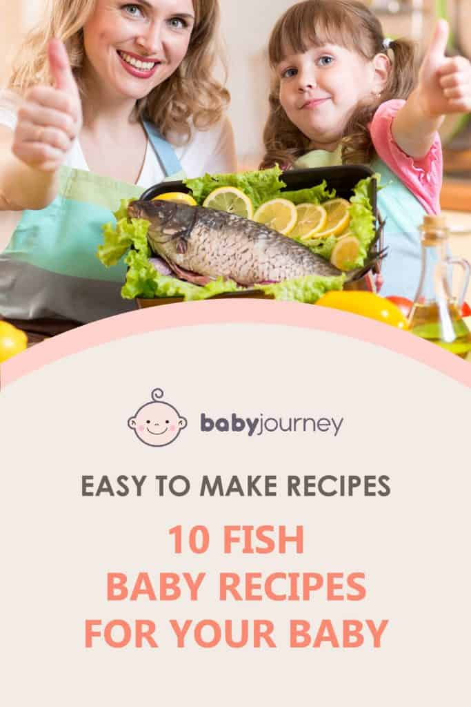 10 Fish Baby Recipes That Are Easy To Make | Baby Journey