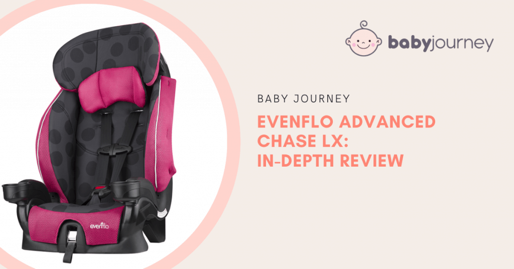 Evenflo Advanced Chase LX Reviews | Baby Journey