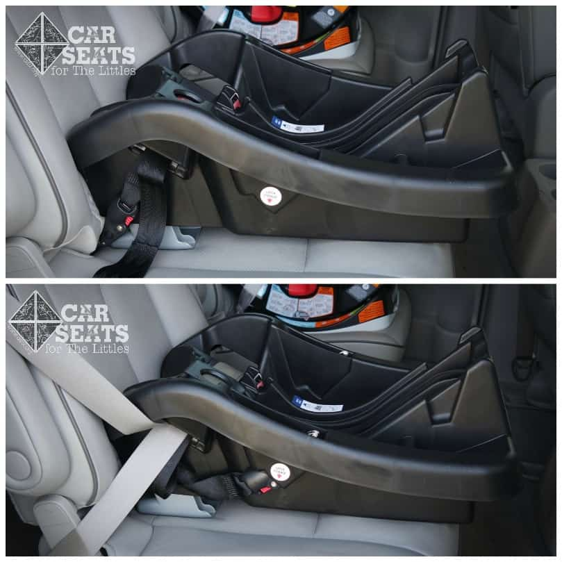 Using LATCH system is crucial to choose Best Infant Car Seats for Small Cars