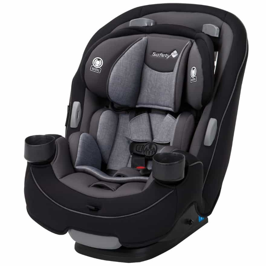 Introducing the Safety 1st Grow and Go 3-in-1 convertible car seat (Source: Safety 1st)