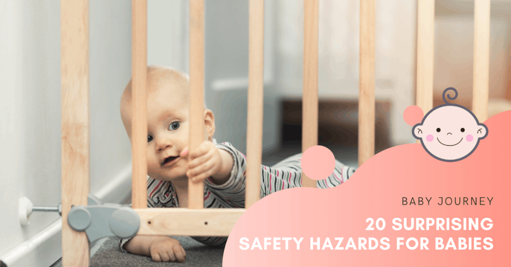 20 Surprising Safety Hazards For Babies | baby Journey