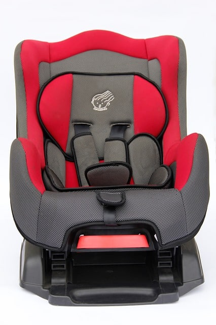Choosing the right type of rear facing car seat can save you money in the long run. (Source: Pixabay)