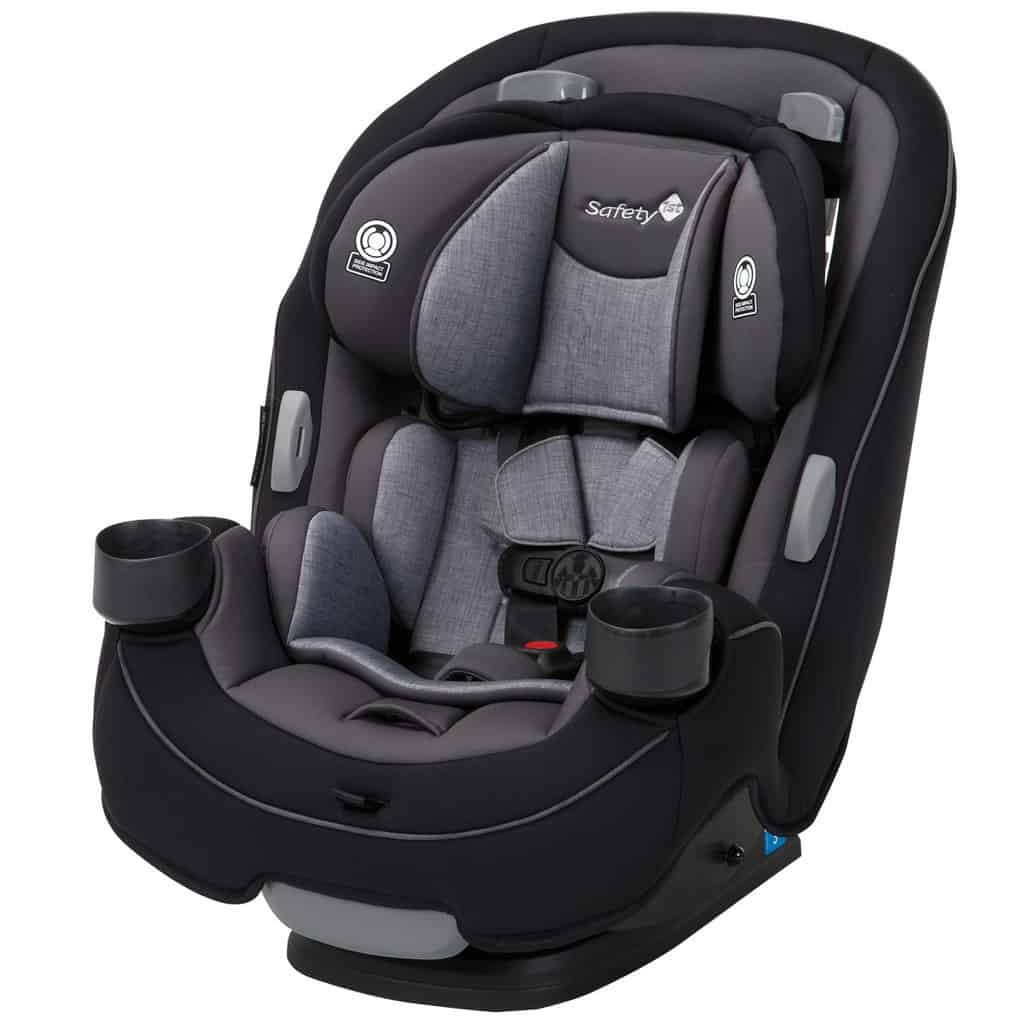 Presenting the Safety 1st Grow and Go convertible car seat (Source: Safety 1st)