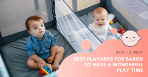 Best Playards for Twins | Baby Journey