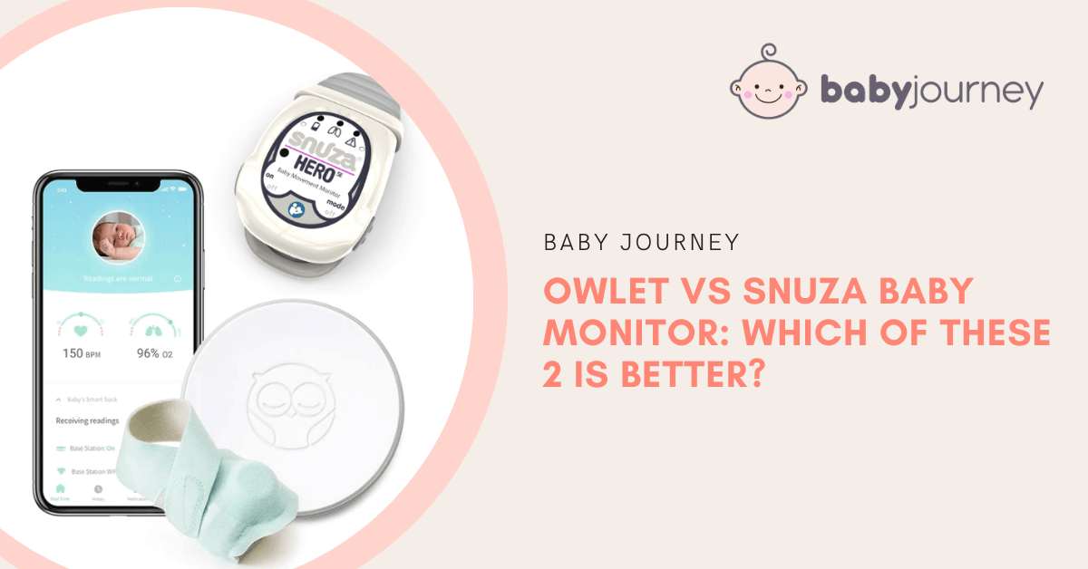 Owlet vs Snuza Baby Monitor: Which of These 2 Is Better? - Owlet vs Snuza Review | Baby Journey