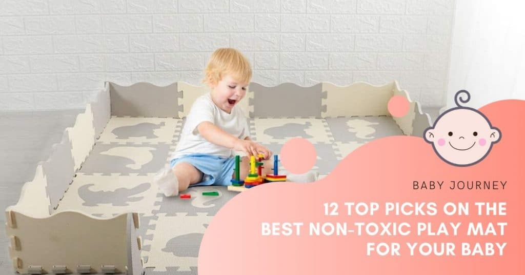 Non-toxic Play Mat   Baby Journey