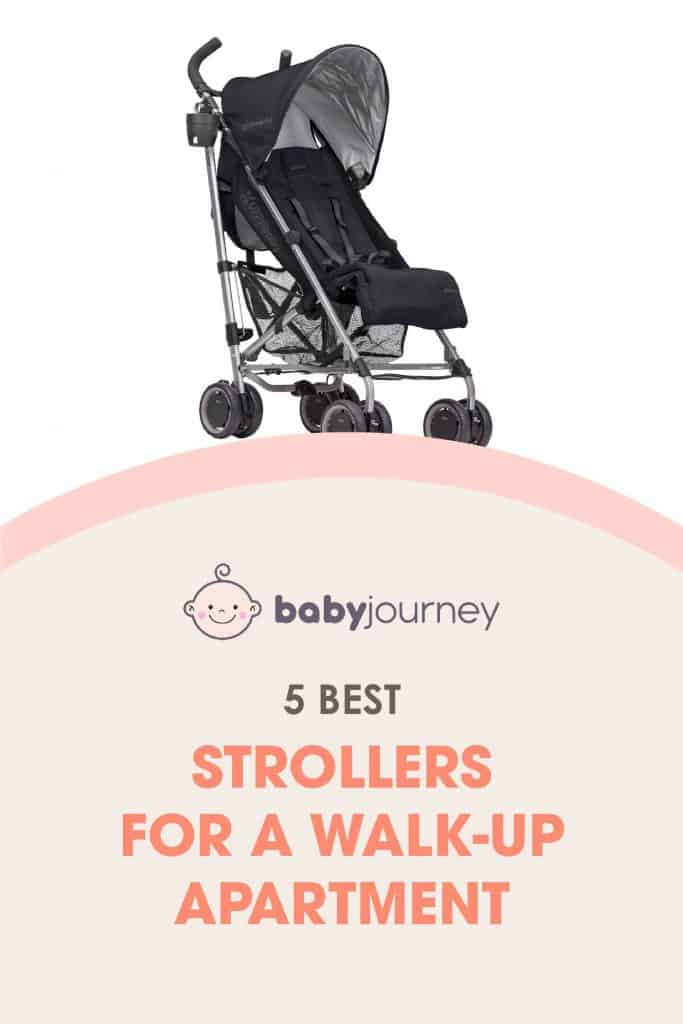 best stroller for a walk-up apartment