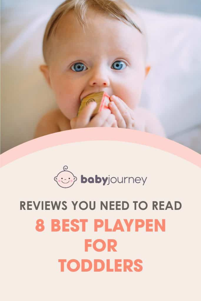best playpen for toddler | Baby Journey
