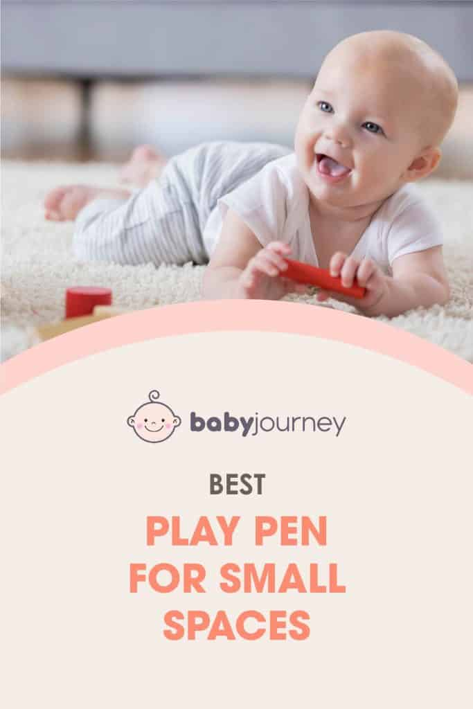 Best Play Pen for Small Spaces