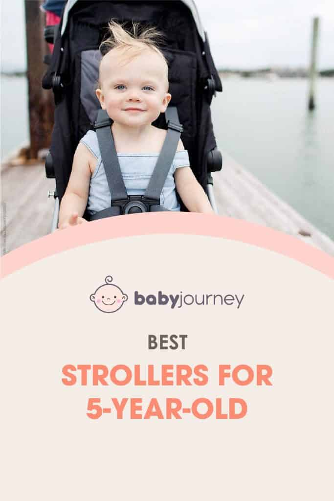 best strollers for 5-year-olds
