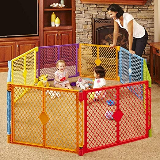 The best playpen for toddler provides a safe playing area for your children without taking space or ruining the look of your home.- Best Playpen for Toddler | Baby Journey