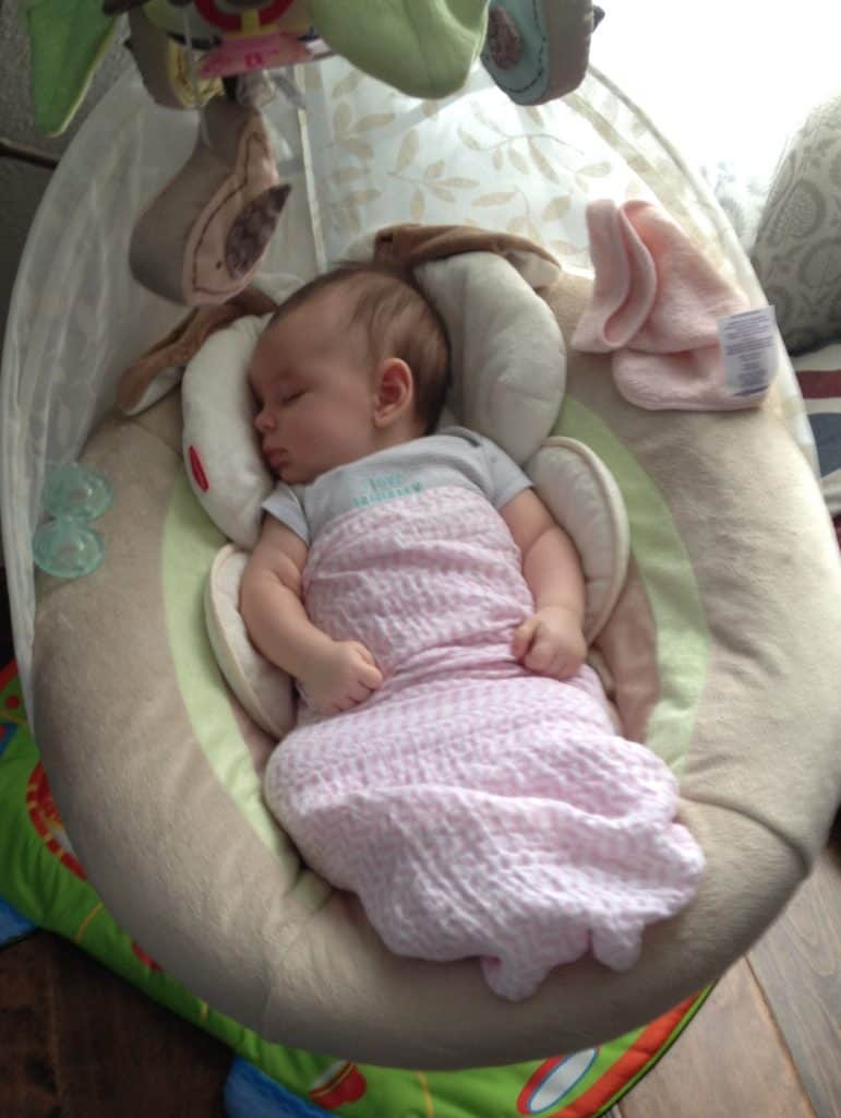 How I Helped My Baby Become a Great Sleeper - Teacups and Naptime