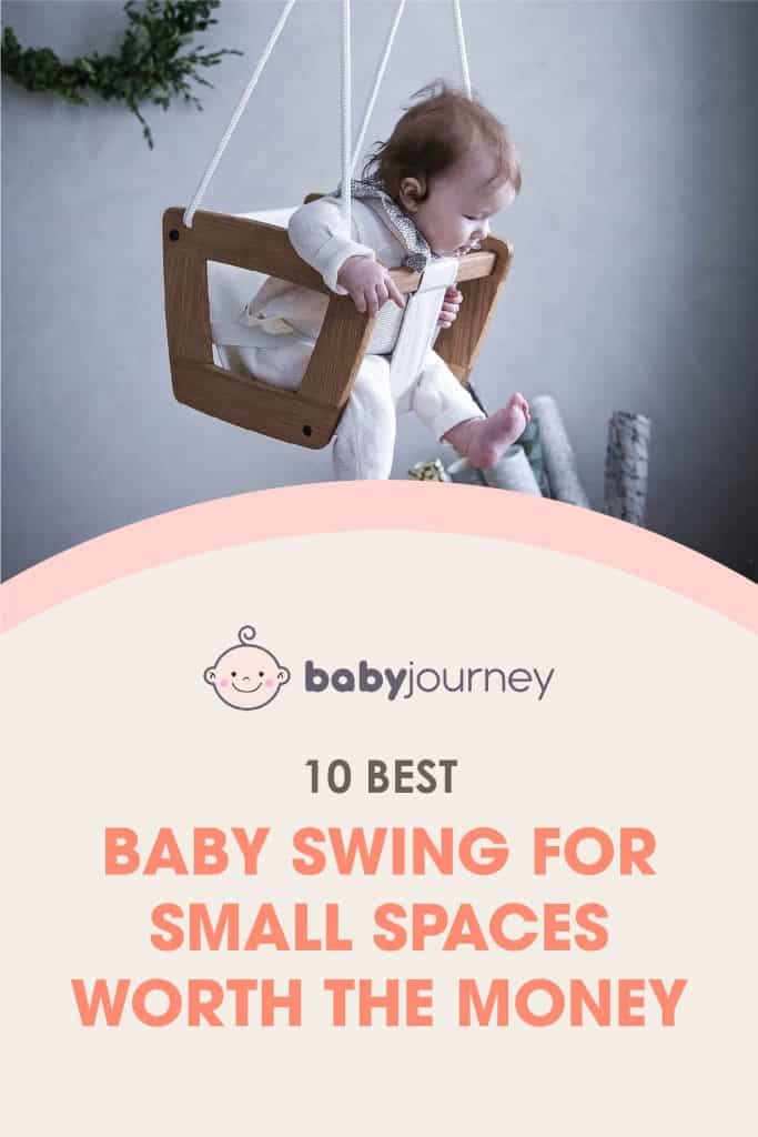 Best Baby Swing for Small Spaces | Baby Journey