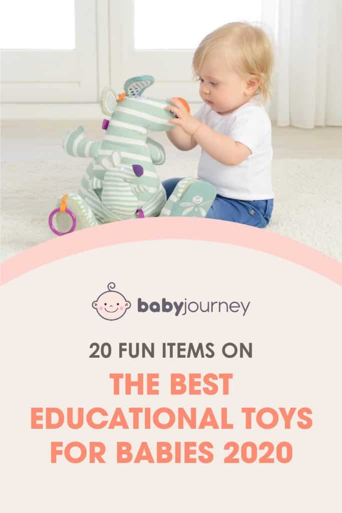 best educational toys for babies