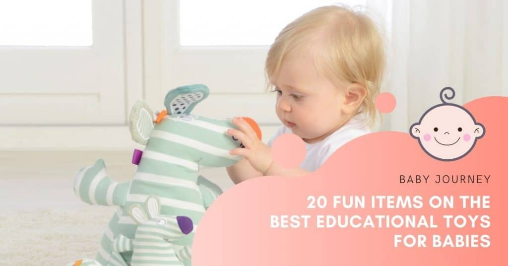 best educational toys for babies | Baby Journey