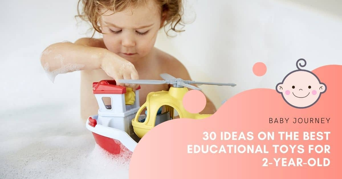 best educational toys for 2 years old