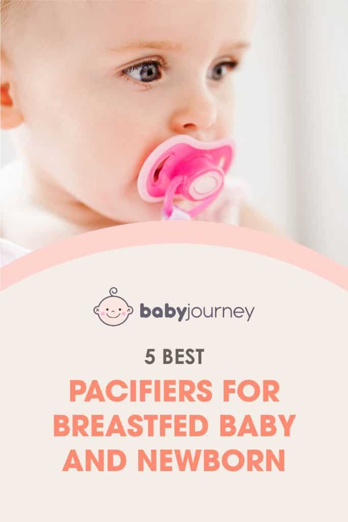 best pacifiers for breastfed baby