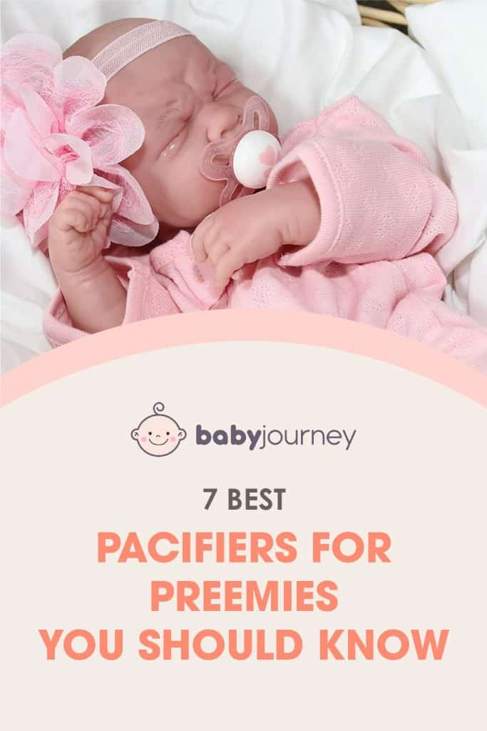 best pacifiers for preemies