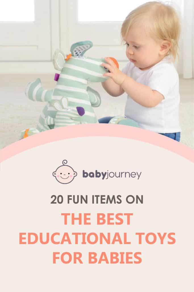 best educational toys for babies   Baby Journey