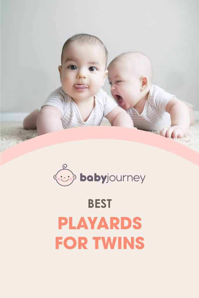 Best Playards for Twins