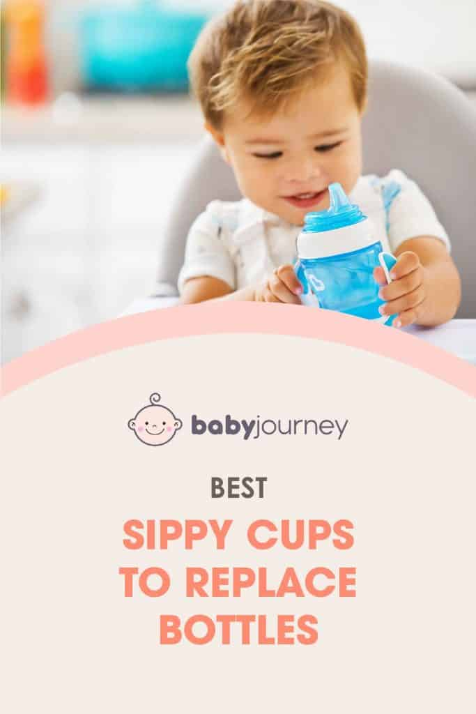 Best Sippy Cups to Replace Bottles