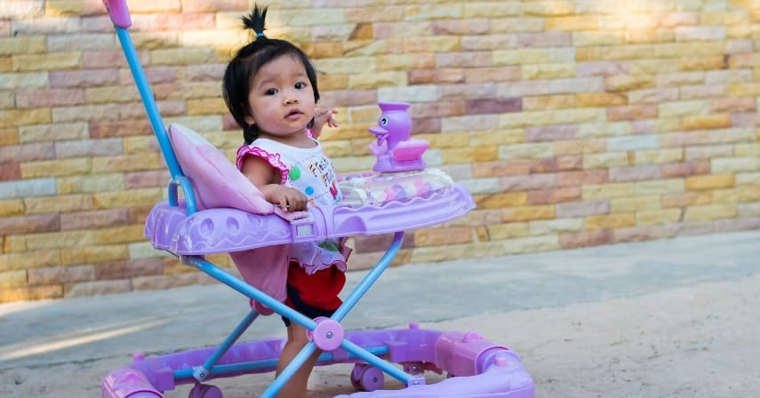 Are Baby Walkers Ever Safe? | Parents
