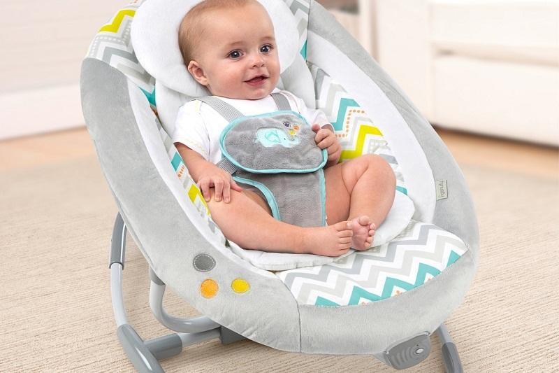 When buying a small baby swing, size and dimension must be considered. - Best Baby Swings for Small Spaces | Baby Journey