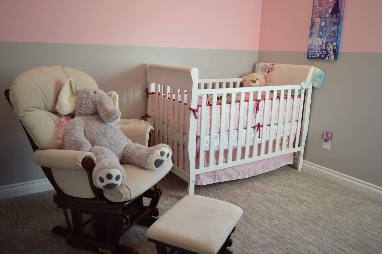 It will take time for your baby to get used to their crib.- How to Get Baby to Sleep in Crib   Baby Journey
