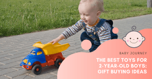 toys for 2-year-old boys | Baby Journey