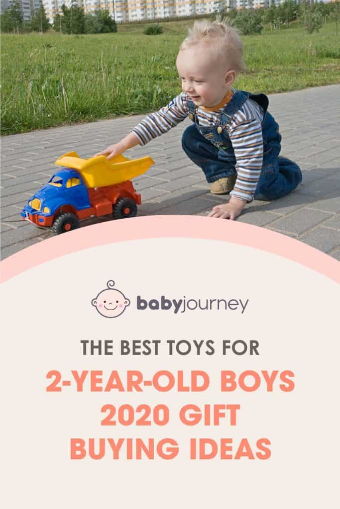 toys for 2-year-old boys