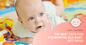 best toys for 9-12 months | Baby Journey