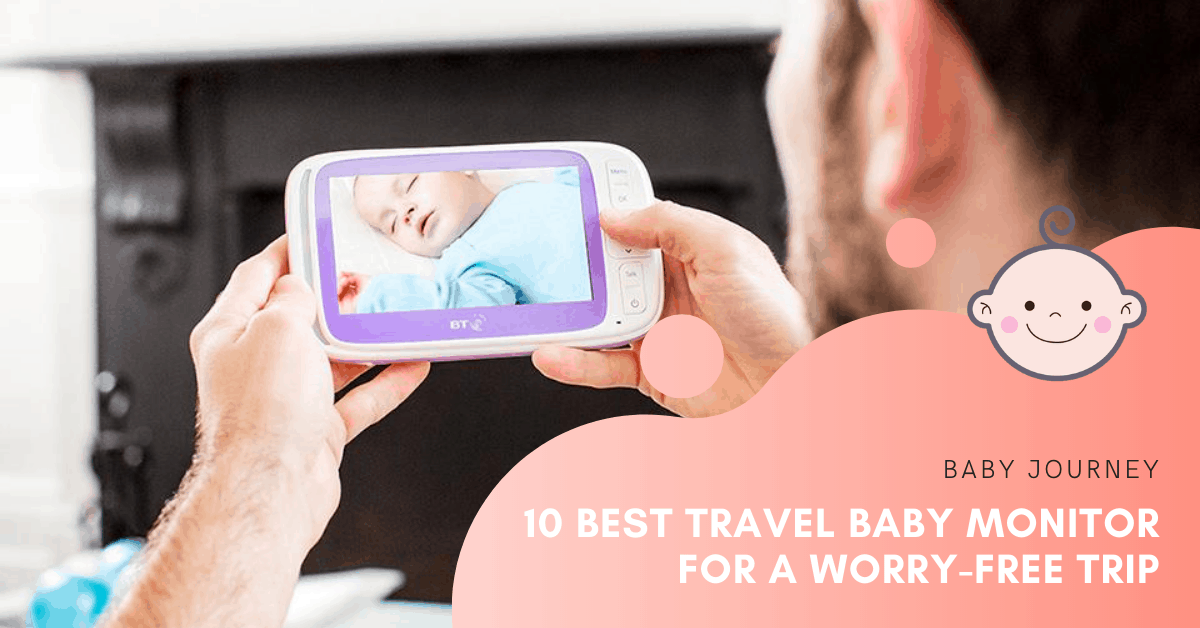 best travel baby monitor