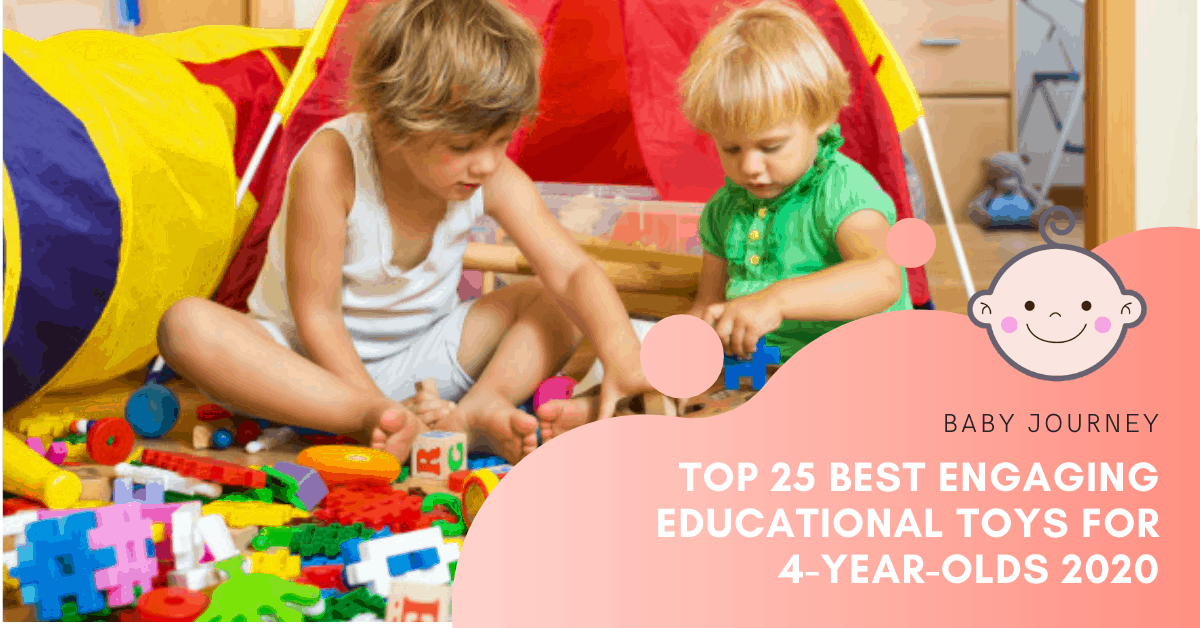 educational toys for 4-year-olds